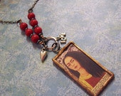 Frida Glass Necklace