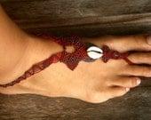 Gypsy Dancer Barefoot Sandal