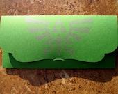 Legend of Zelda Money/Check Holder Card - Customize Your Message