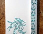 Dissidia Final Fantasy's Cosmos - Mini Motif Notebook