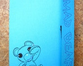 Tiger & Bunny's Mad Bear - Mini Motif Notebook