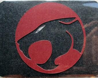 Thundercats Logo - Custom Cut Minimark