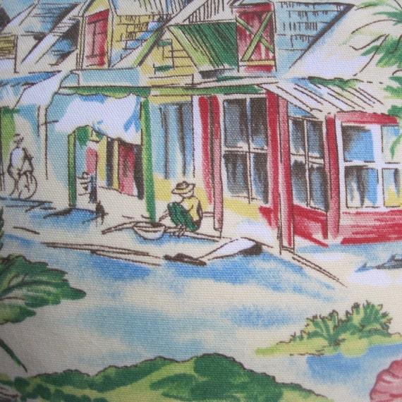 Cabana Village Tropical Island Decor Sun N Shade Handmade Decorative Pillow