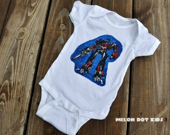 transformers shirts...onesie or tee