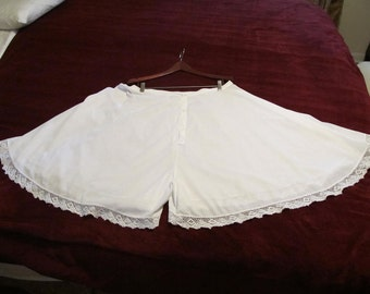 Plus Size Vintage Bloomers