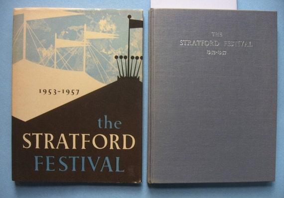 Stratford Theatre Festival, Ontario 1953-1957 Seasons,  Shatner, Plummer Photos