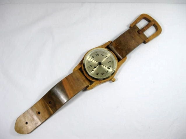 Wrist Watch Wall Clock