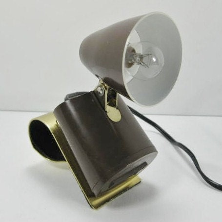 Clip On Headboard Reading Lamp