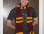 Harry Potter Gryffindor scarf version two