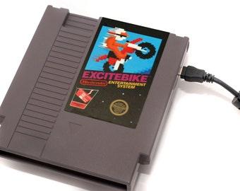 NES Hard Drive - Excitebike  USB 3.0