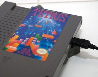 NES Hard Drive - Tetris  USB 3.0