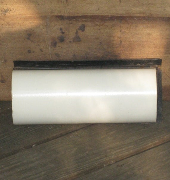 Vintage Butcher Paper Holder By E O Bulman By