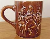 15% off sale -Vintage Hall Sailor Mug