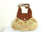 La Femme - Leather and Vintage Velvet