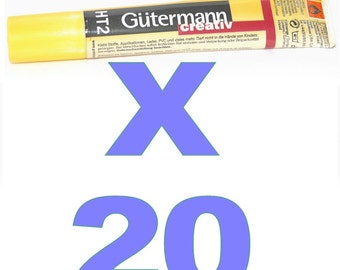 20 Gutermann Creativ HT2 Textile Glues 30g - Upgraded Free Shipping With Tracking
