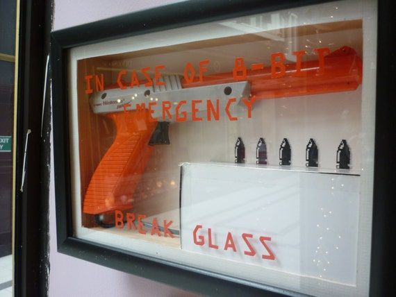In Case Of 8bit Emergency...