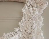 French Lace Bodice - Vintage Wonderfulness