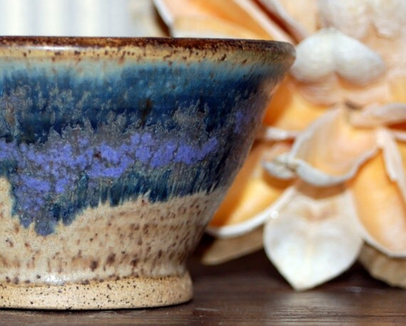 Ity Bity Blue Bowl