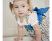 Custom Listing RESERVED for Sherry - Not the Same Old Knot Dress - size 12M