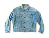 Mens 1950's/60's Key Imperial Denim Jacket XL