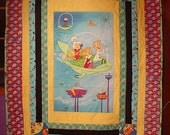 Jetsons Twin Quilt  74 On Sale Not sure How Long
