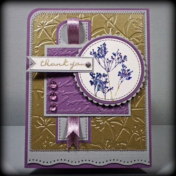 handmade cards for sale moving sale handmade card thank you by brossartaddiction 7065