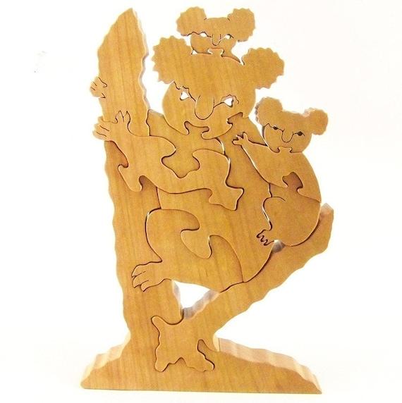 Koala Bear Family Puzzle