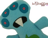 Refresh a Directional Plush Monster