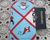 Passport Holder  - Dr Seuss Cover