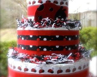 The Lucky Ladybug Cake