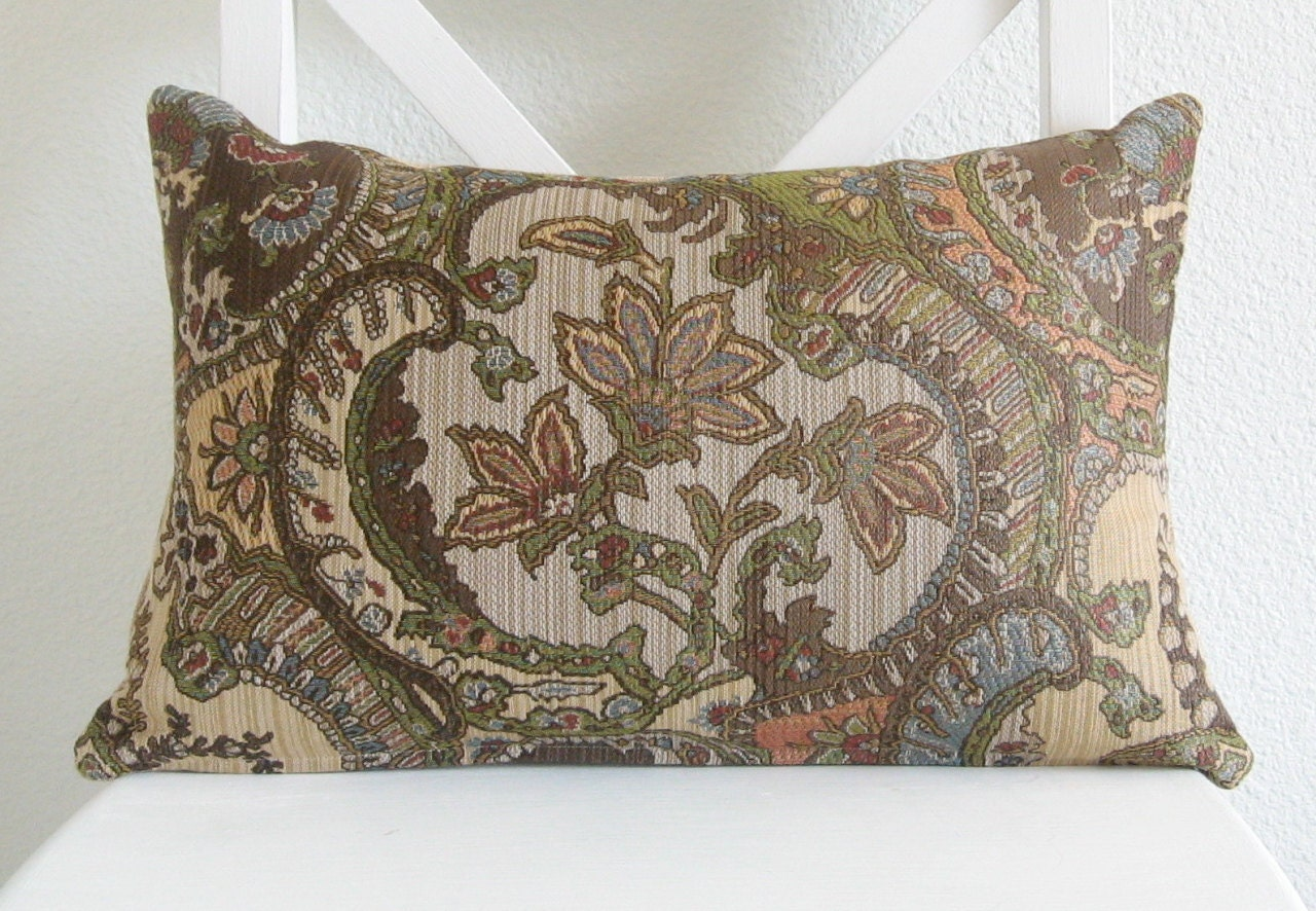Decorative Pillow Cover Lumbar Pillow Accent Pillow