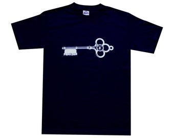 Key to the City - Parkour T-Shirt - Navy