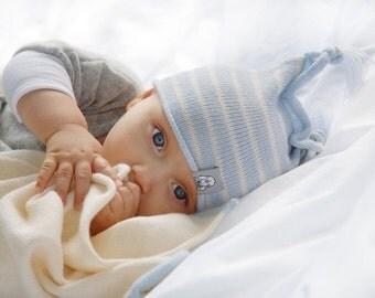 100% Cashmere Baby Hat