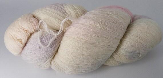 PHX--Pixie Dust Light 52/2 merino/cashmere/silk