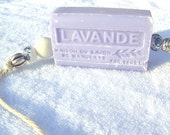Soap on a rope - Lavender dream