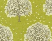 Joel Dewberry's Modern Meadow Trees in Grass Half Yard