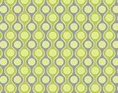 Art Gallery Modern Affair Olive Fizz- SPECIAL PRICE on ONE yard cuts