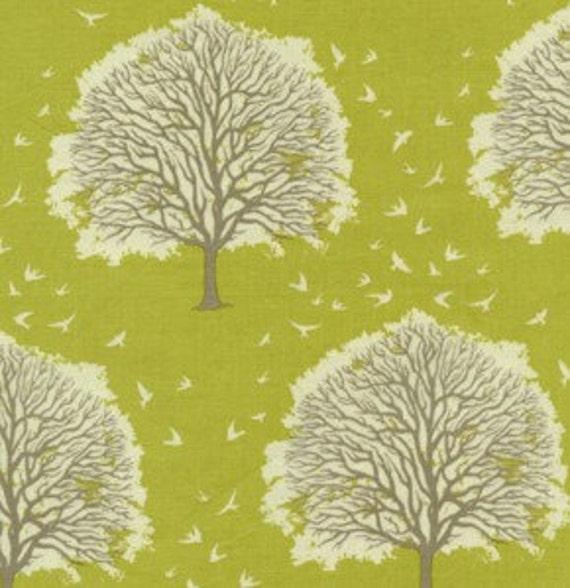 Joel Dewberry's Modern Meadow Trees in Grass Half Yard