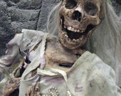 """Pyrate Scallywag - Life-Sized, """"Movie Quality"""" Zombie Pirate Corpse Prop/Art Doll"""
