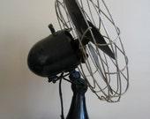 Industrial Chic.  Antique / Vintage Emerson Fan.