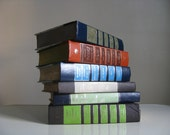 Set of 6 Vintage Reader's Digest Hardcover Books.  Summer Reading.