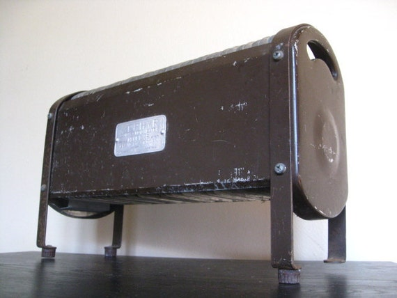 Industrial Chic.  Zephyr Convection Heater.