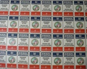 Disabled American Veterans 1970 6 Cent Commemorative Vintage US Postage Stamps - Sheet of 50