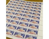 Viking Missions to Mars 1978 15 Cent US Postage Stamps - Sheet of 50 Vintage Unused Stamps