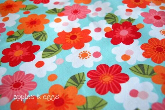 Clearance Sale - Bright Summer Blooms (Half Yard)