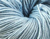 "Wüllenstudio ""Crystal Blue Persuasion"" Sock Yarn"