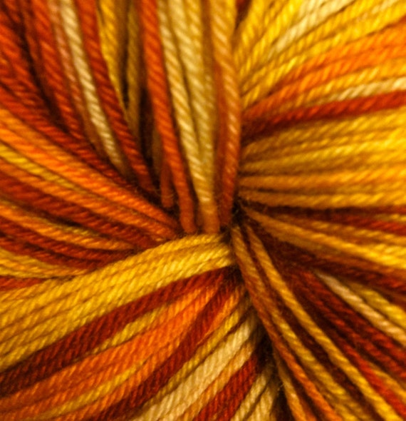 "Wüllenstudio ""Against the Wind"" Sock Yarn Mini-Skein"