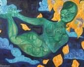 Dreamer - Giclee Print by Miriam Climenhaga