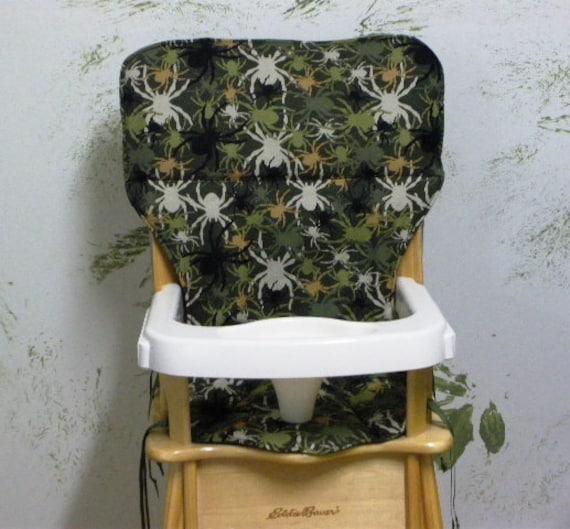 Eddie Bauer Jenny Lind High Chair Cover Replacement Pad Camo