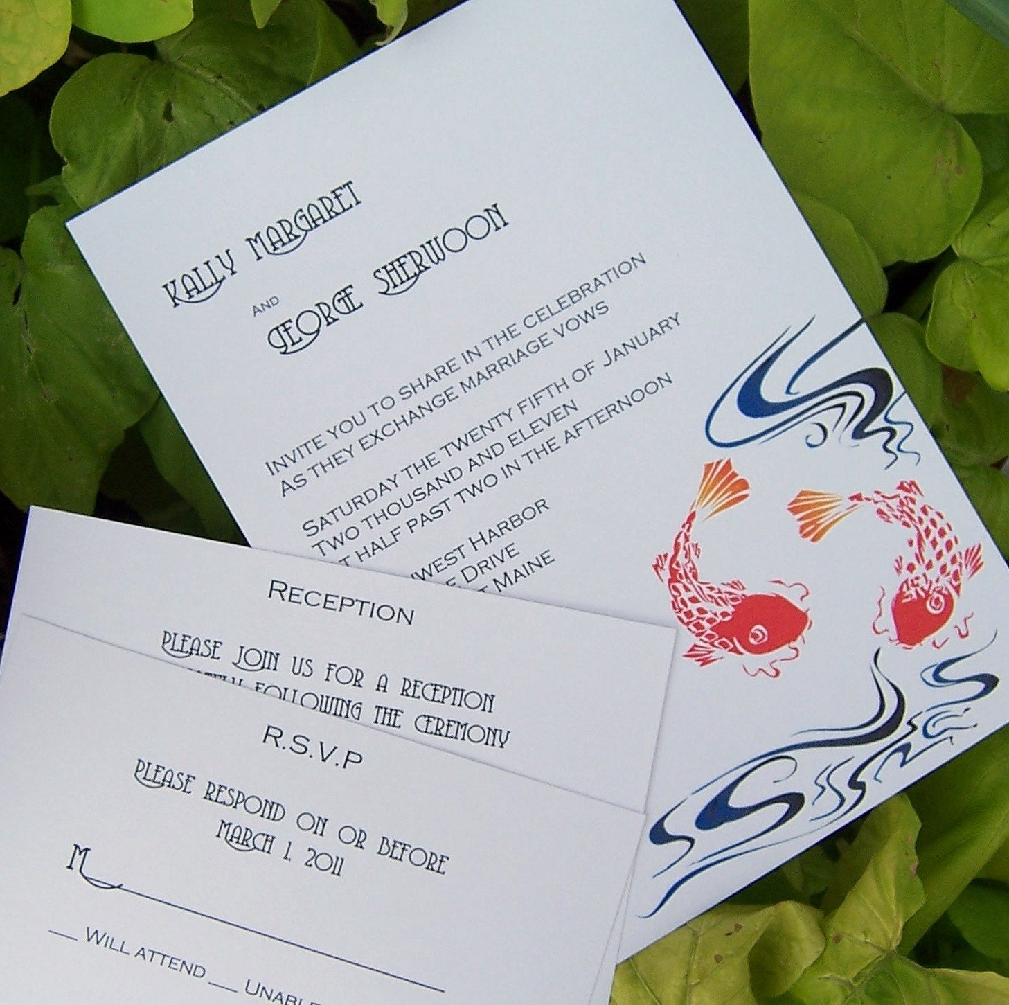 Wedding Invitation Wording In Japanese ~ Yaseen for .